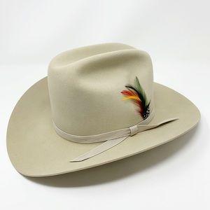 Stallion X Stetson | Justice Cowboy Hat 7 1/4